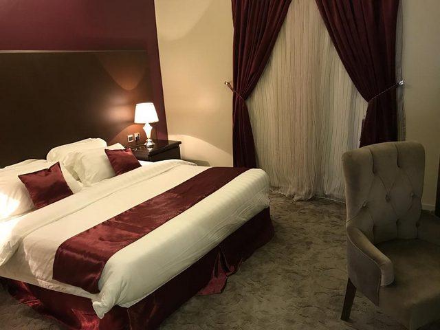 منتجع الوسام غاردن من بين افضل فندق في الطائف للعوائل
