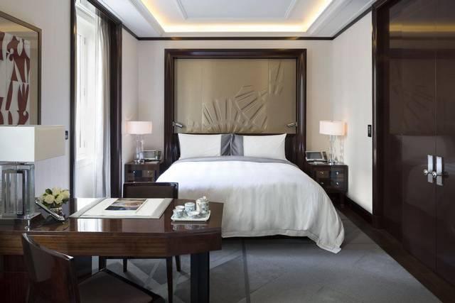فندق بينينسولا باريس  من افضل فنادق باريس للعوائل
