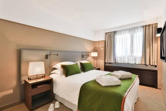 تتميّز  أجنحة فريزر أرموني باريس لا ديفانس  بضمها للعديد من الخدمات التي جعلتها من افضل فنادق باريس للعوائل