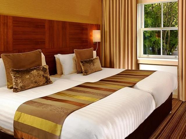الغرف الثنائية المميزة في فندق بليكمور هايد بارك