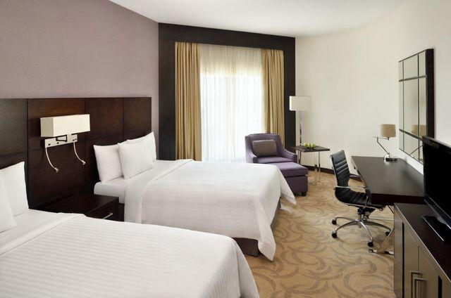 فندق كورت يارد ماريوت الرياض يوفر خدمات ومرافق مُذهلة