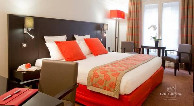فندق كاليفورنيا باريس من الفنادق التي يجب أن تكون بخطتك السياحية في باريس