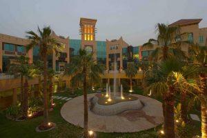 تتميز فنادق وسط الرياض بالفخامة