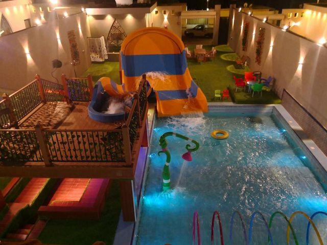 شاليهات في الرياض لشخصين يضم غرف وأجنحة فسيحة تناسب العوائل