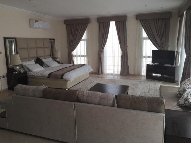 أجنحة الشاهين مثال على شقق فندقية في جدة رخيصة وبخدمة ممتازة