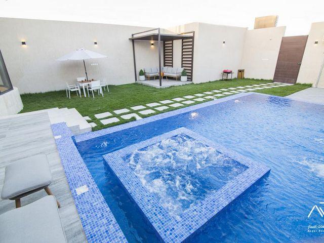 تعرّف على أروع شاليهات رخيصة شرق الرياض مع مسبح خاص
