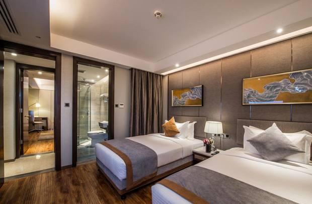 هو أجمل فندق قرطبة الرياض من ناحية الأسعار ومستوى الخدمة