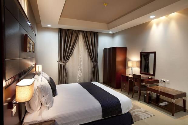 خيار مميز في قائمة فنادق الرياض حي قرطبه مع خدمات متنوعة