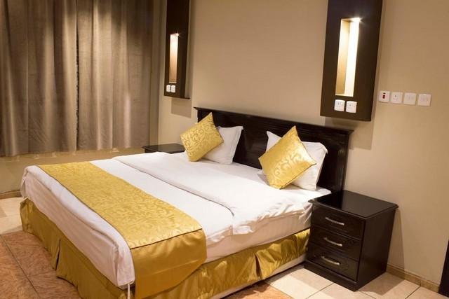 دوش طيبة للأجنحة الفندقية هي أحد أشهر خيارات شقق مفروشة المدينة المنورة