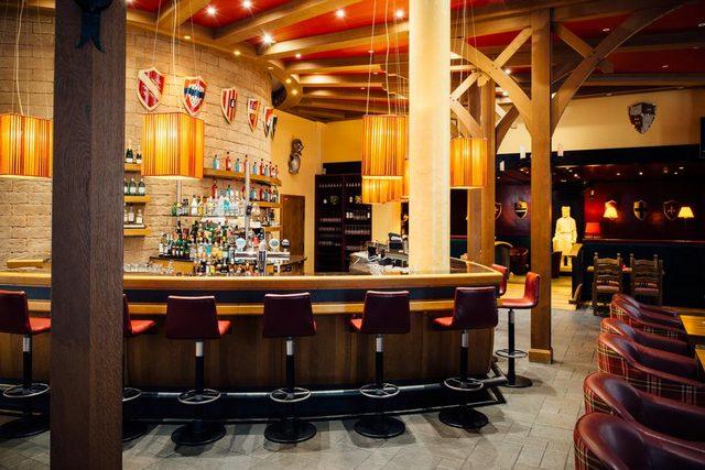 فندق دريم كاسل ديزني لاند باريس يُقدم خيارات متنوعة للطعام