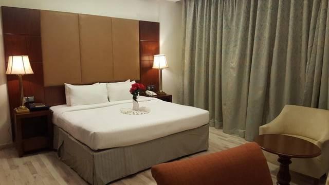 يُعد فندق درة الاندلس من افضل فنادق المدينة المنورة بسبب موقعه المُميّز