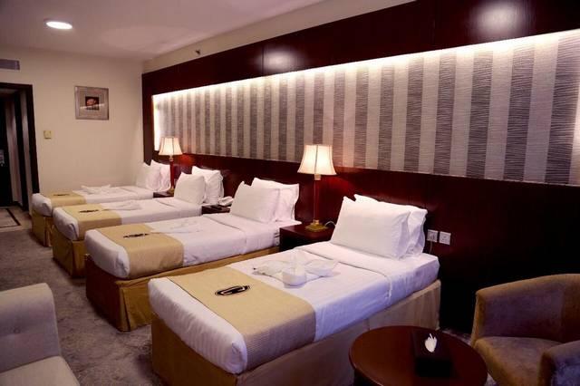 فندق درة الاندلس يتميّز بالرقي والفخامة والغرف ذات التجهيزات العصرية