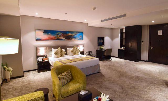 فنادق شرق الرياض في حي الروضة