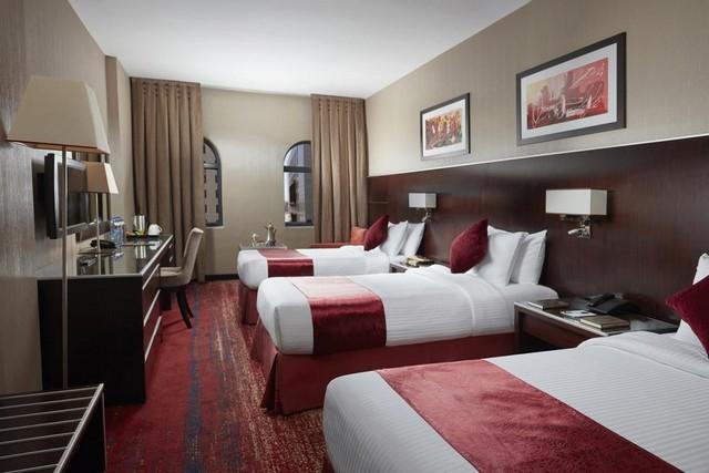 يتضمن فندق فرونتيل الحارثية المدينة المنورة عِدة خيارات لسكن العوائل
