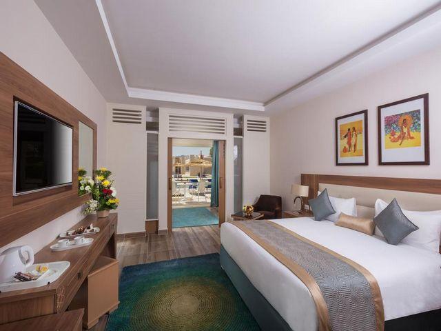تختلف فنادق الهضبة شرم الشيخ في الخدمات والمرافق ولكن  فندق الاكوا بارك شرم الشيخ  صُنف الأفضل
