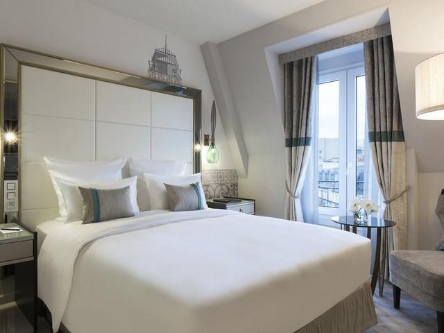تعرف على فندق هيلتون شانزليزيه باريس بأماكن إقامة فاخرة