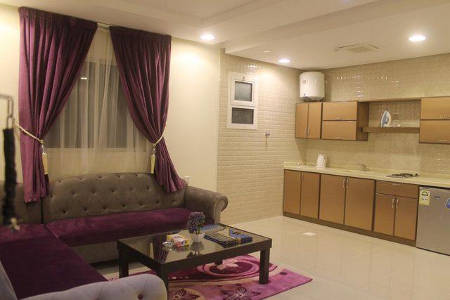 شقق فندقيه في قرطبه الرياض تتميز باسعار اقتصادية، موقع ممتاز، وخدمات مناسبة