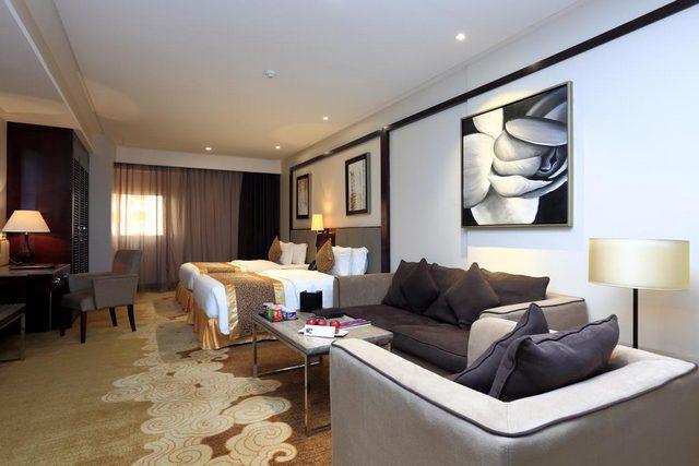 أجنحة بودل جزء من سلسلة بودل العريقة وهي واحدة من شقق فندقيه جده شارع التحليه