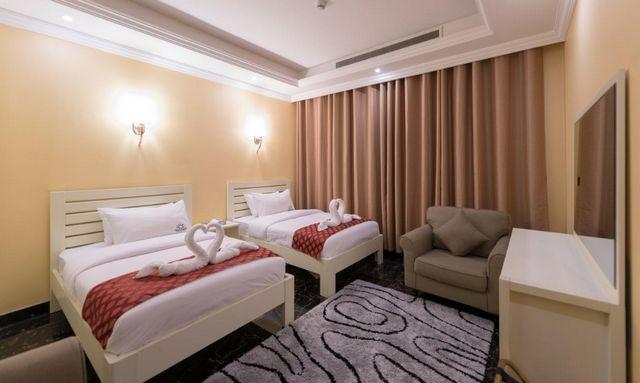 مجموعة من أفضل الترشيحات من شقق فندقية شارع حراء جدة