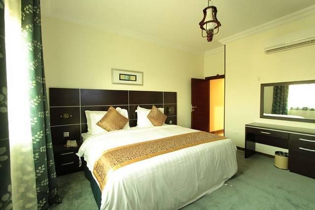 يُعد بلاتينيوم للأجنحة الفندقية  من افضل شقق فندقيه بجده مع مسبح لكونه يتميز بمرافق رائعة
