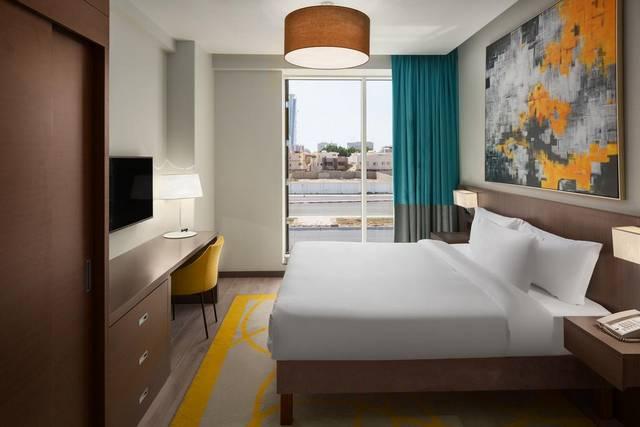 يُعد شقق اداجيو الفندقية من افضل شقق فندقية في جدة مع مسبح لكونها تضم فريق عمل احترافي