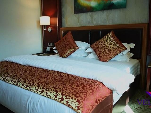 فندق وأجنجة فيلفيت فندق قريب من ردسي مول بأماكن إقامة مفروشة بأحدث الأثاث