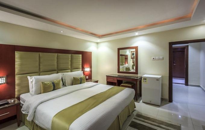 فنادق قريبه من الرياض بارك توفر مزايا مختلفة للنزلاء وشقق بمساحات مختلفة.