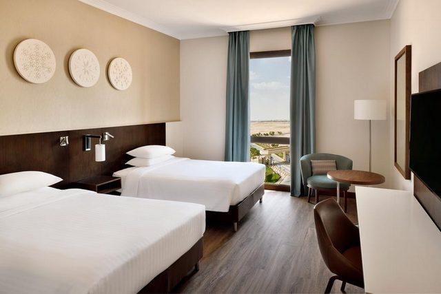 من فنادق مطار الرياض المميزة فندق ماريوت الرياض المصنف خمس نجوم