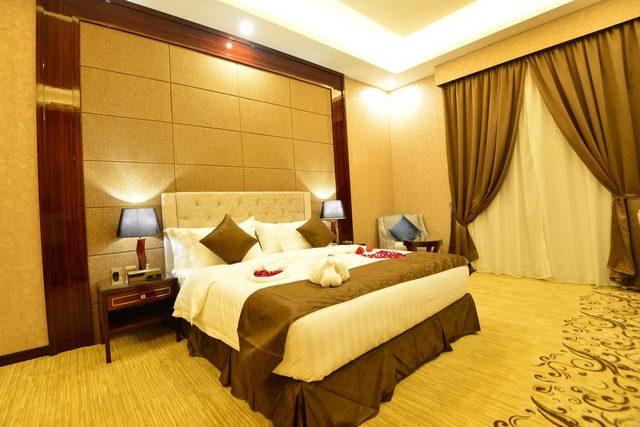 ضمن مجموعة فنادق قريبة من مطار الرياض فندق هوليداي الخليج المميز