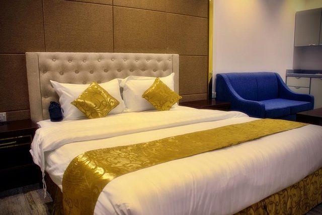 فندق دانة الخليج يعد فندق قريب من مطار الرياض لكن يمتاز بالسعر المدروس والخدمة المميزة