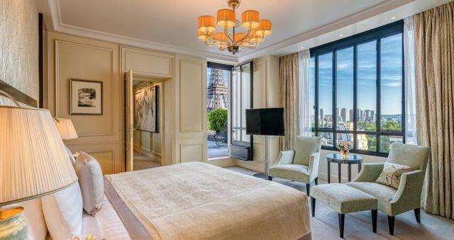 دليل يضم افضل سكن في باريس وفقاً لترشيحات زوّارها السابقين حسب تقييمهم لعوامل مُختلفة