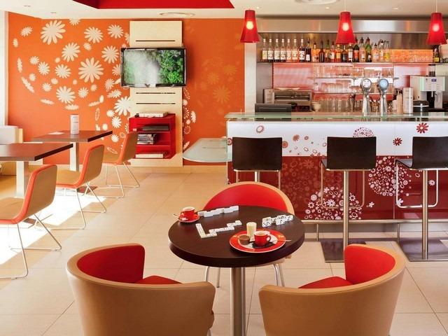 يمتلك فندق ايبس لاديفانس باريس وحدات سكنية مميزة