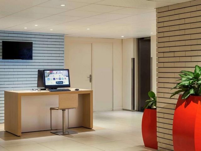 تلبي فندق ايبس لاديفانس باريس احتياجات جميع المسافرين