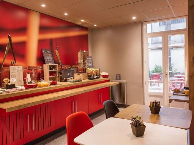 روعة الجلسات في سلسلة فنادق ايبيس باريس