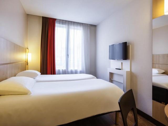 الغرف الجميلة المتوفرة في فنادق ايبيس السلسلة الرائعة من الفنادق المتواجدة في باريس
