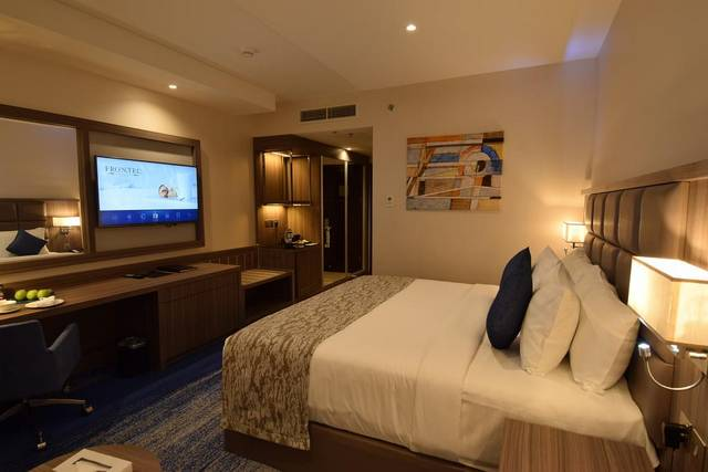 فندق فرنتيل جدة من الفنادق التي يجب أن تكون بخطتك السياحية حيث تتميز بـ اسعار الفنادق جدة المناسبة