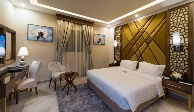 فنادق جدة شارع قريش تتميّز بمساحات غُرفها