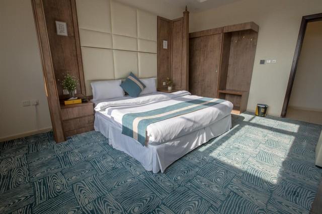 غُرفة مُبهرة الديكورات في احد فنادق المحمدية
