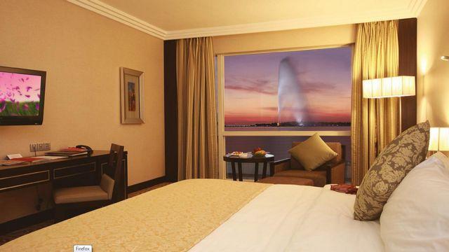 تضم جدة فنادق فخمة بعضها من أشهر السلاسل العالمية