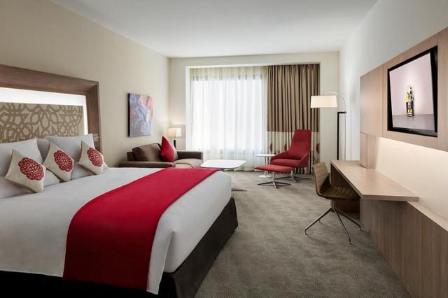 غُرفة في أحد فنادق 4 نجوم التي لاقت إستحسان الزوّار العرب