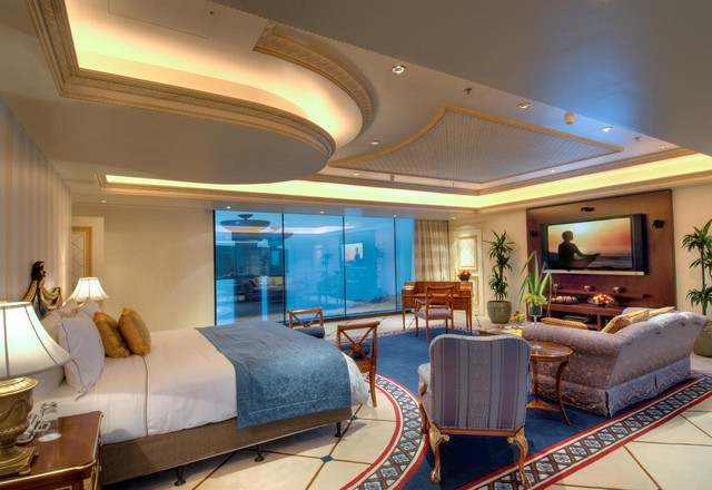 غرف واسعة ونظيفة في احد فنادق شمال جدة