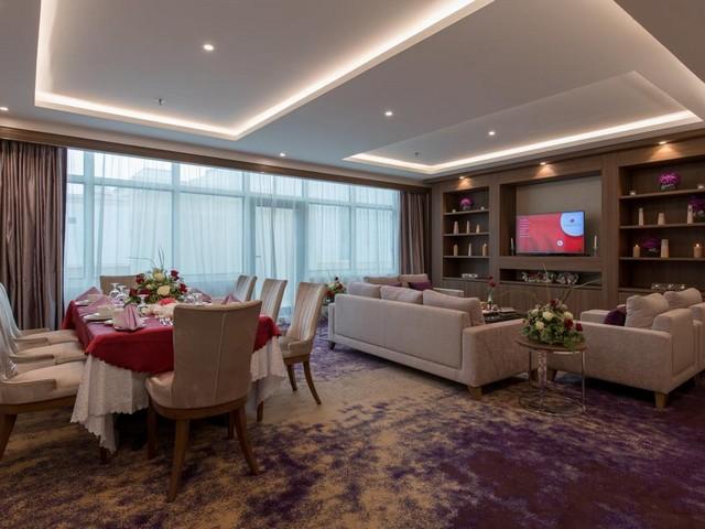 مجموعة من فنادق جدة شارع فلسطين بإطلالة جميلة وأثاث أنيق