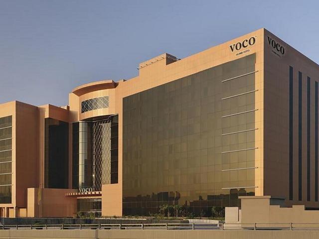 تصاميم هندسية رائعة في فنادق طريق الملك فهد الرياض