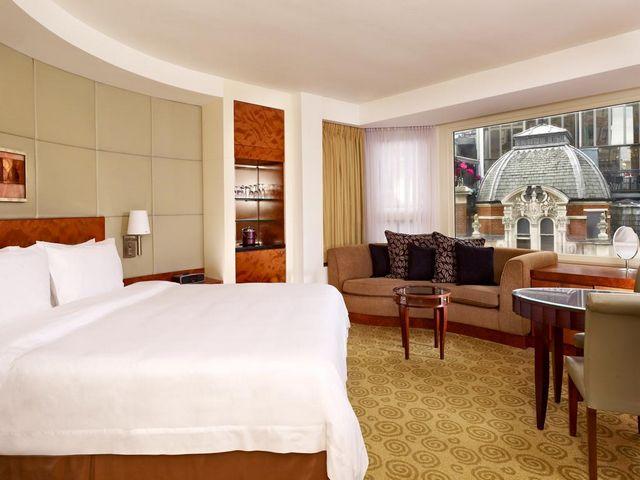 اشهر فنادق نايتس بريدج لندن وفقاً لتقييمات الزوّار