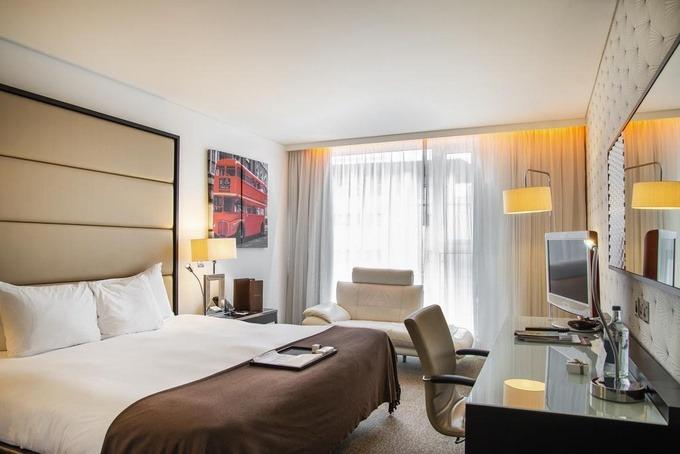 الفخامة والأناقة ما يميز فنادق لندن اربع نجوم .