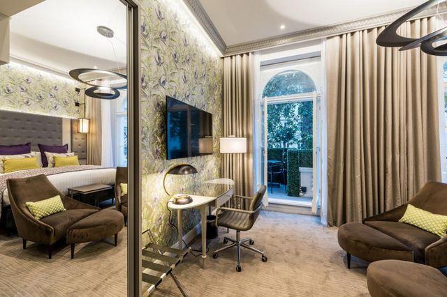 افضل حجز فنادق لندن هايد بارك حسب تقييمات الزوّار العرب لمستوى الخدمات المُقدّمة