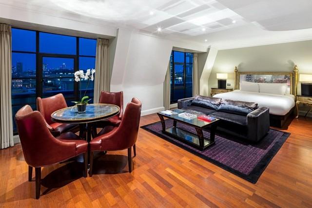 يُمكنكم قراءة افخم فنادق في لندن من خلال هذا التقرير