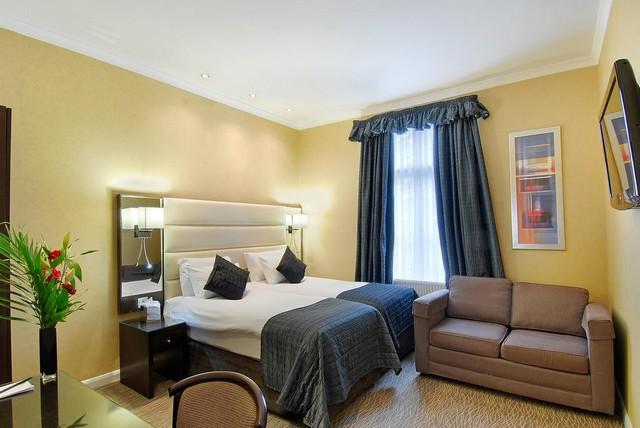 تابعوا هذا التبويب لتتعرفوا على افخم الفنادق في لندن