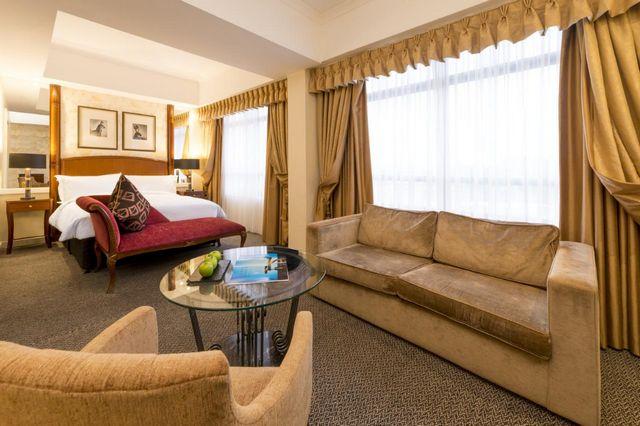 احسن فنادق لندن للعائلات حسب تقييمات الزوّار العرب لمستوى الخدمات المُقدّمة