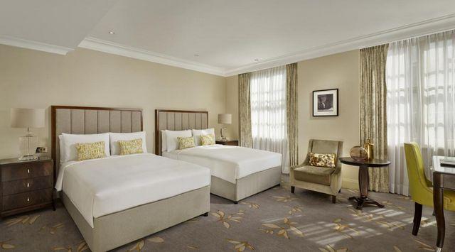 تقرير يشتمل كافة المعلومات عن افضل فندق في لندن للعوائل